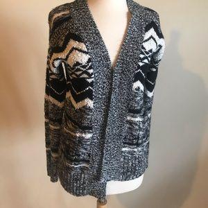 Medium Chunky Sweater Aztec Mossimo